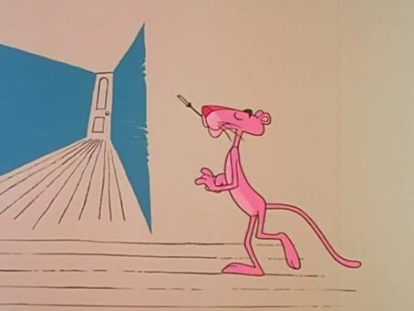 """Animações clássicas dos anos 60 I PARTE 4: """"A Pantera Cor-de-Rosa"""""""