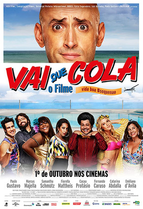 Vai Que Cola - O Filme (2015)