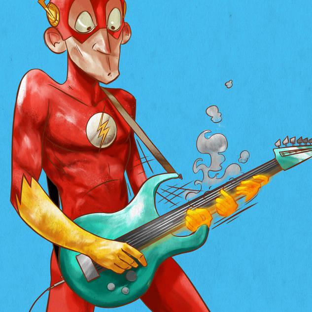 GUITAR HEROES | Flash