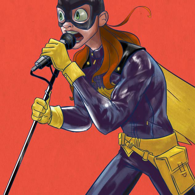 GUITAR HEROES | Batgirl