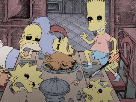 Bart Simpson chacina sua família em novo curta de animação para o Halloween.