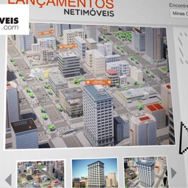 NETIMÓVEIS | Portal de Lançamento (versão do Diretor)