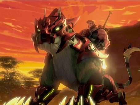 """NOVO Reboot em CGI de """"He-Man and the Masters of the Universe"""" da Netflix ganha trailer"""