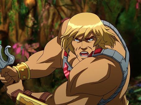 Animação do príncipe-guerreiro prestará homenagem a clássicos dos anos 80!