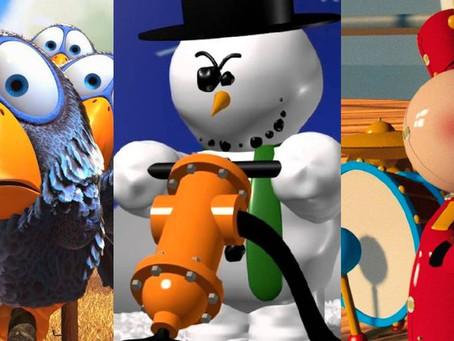 Os 5 melhores curtas da Pixar na nossa (nada) humilde opinião I PARTE 1