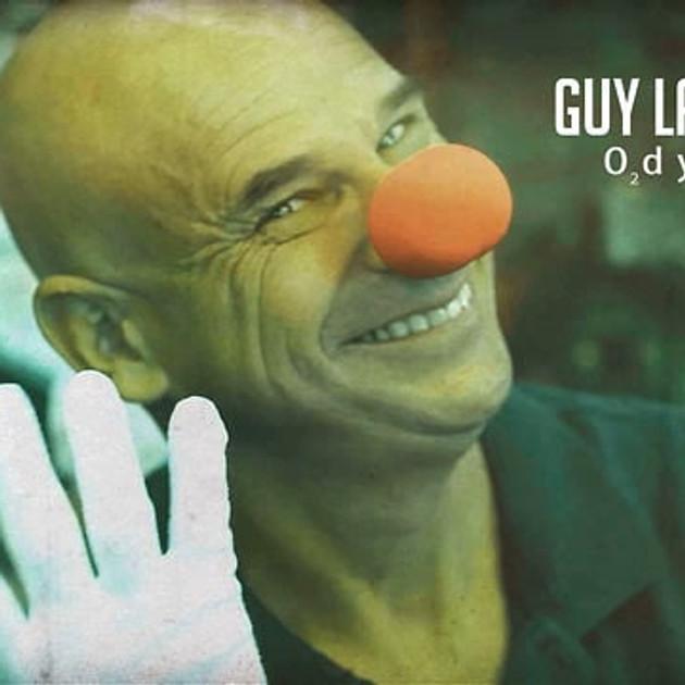 GUY LALIBERTÉ | O₂dyssey (versão do diretor)