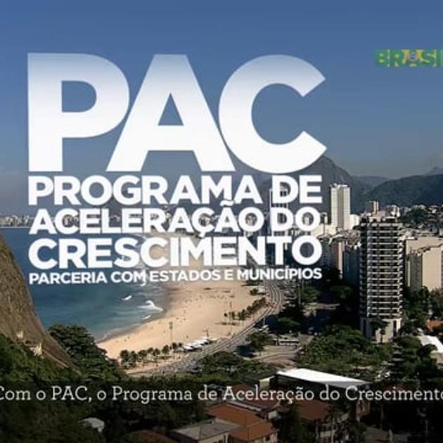PAC/RJ | Programa de Aceleração do Crescimento