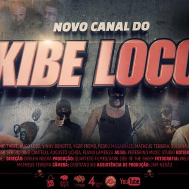 KIBE LOCO | Novo Canal do Kibe Loco - Trailer 2014