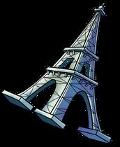 O TEMPO VOA | Vinheta de Abertura - Props: Torre Eiffel