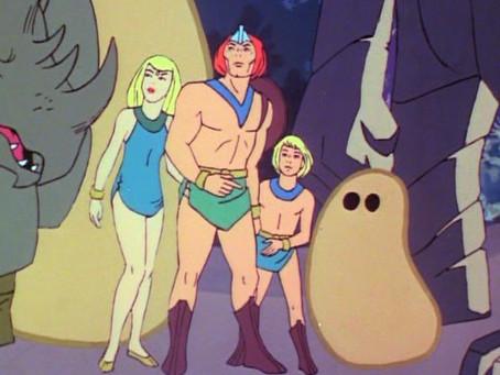 """Animações clássicas dos anos 60 I PARTE 1: """"Os Herculoides"""""""