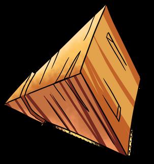O TEMPO VOA | Vinheta de Abertura - Props: Pirâmide