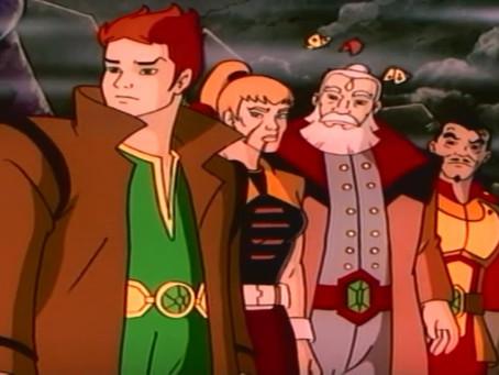 """Animações Bizarras e Obscuras dos anos 90 I PARTE 5: """"Highlander"""""""