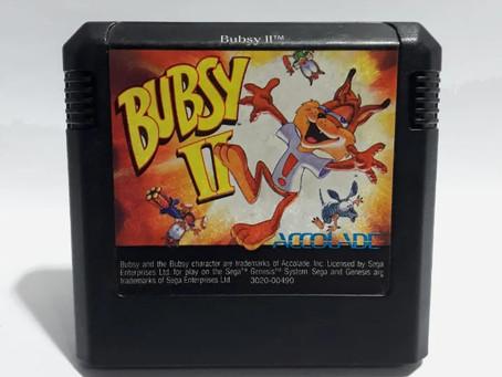 Bubsy II: um excremento colossal para o velho Mega Drive!