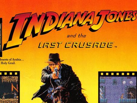 """Indiana Jones para Mega Drive: """"Queimem esse cartucho!"""""""