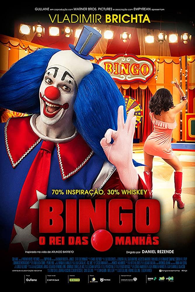 Bingo: O Rei das Manhãs (2017)