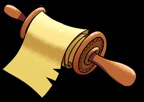 O TEMPO VOA | Vinheta de Abertura - Props: Pergaminho