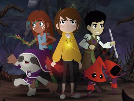 O Pergaminho Vermelho I Primeira animação 100% brasileira chega ao Disney + I Conheça!