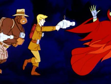 """Animações dos anos 80 que você QUASE esqueceu  I  PARTE 1: """"Os Fantasmas"""""""