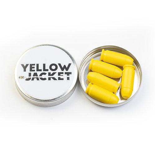 YELLOW JACKET - CALIBRE .40 S&W (Cx. 5 Unidades)