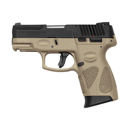 PISTOLA G2C Cal. 9mm TAN