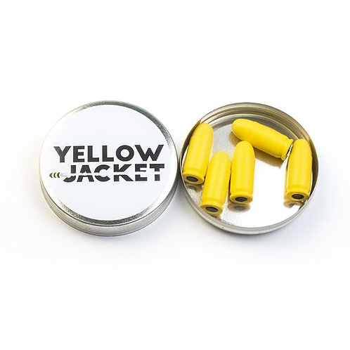 YELLOW JACKET - CALIBRE .380 ACP (Cx. 5 Unidades)