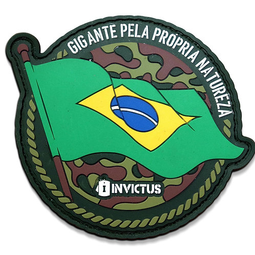 PATCH INVICTUS GIGANTE BR