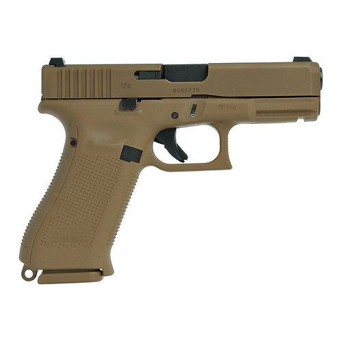 PISTOLA GLOCK G19X 9 mm Luger