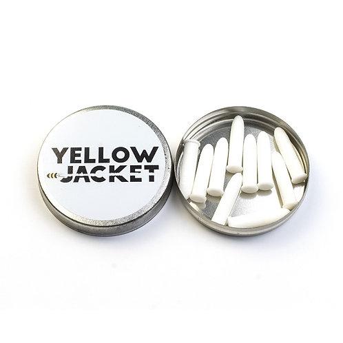 Yellow Jacket - Calibre .22lr (Cx. 10 Unidades)