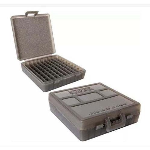 Caixa Shotgun para 100 cartuchos cal 380/9mm Fume