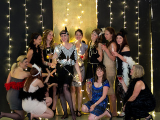 Top 5 Reasons Why WHODUNNIT Murder Mystery events are the best choice for your Hen Party
