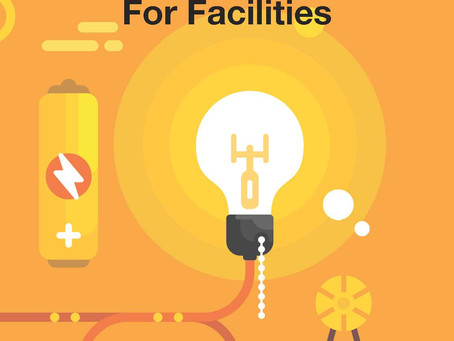 Free e-book: ENERGY Cost Savings For Facilities by Corey Lee Wilson