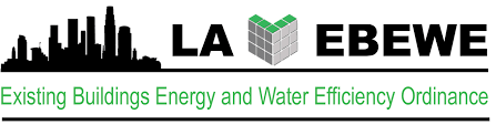 Los Angeles Existing Building Energy and Water Efficiency (EBEWE) Ordinance