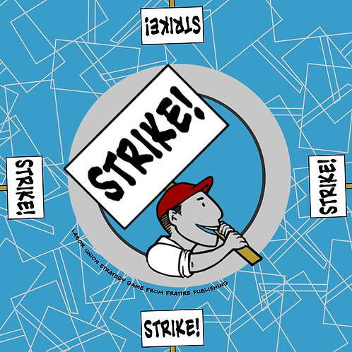 STRIKE! Board Game