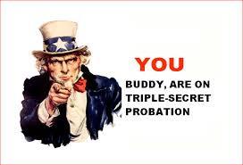 How I Graduated College on 'Triple Secret Probation'