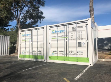 Electricity Costs From Battery Storage Drop 76% Since 2012