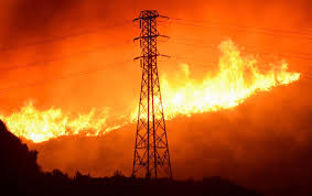 Wildfire Induced Utility Public Safety Power Shutoff (PSPS) Programs in California