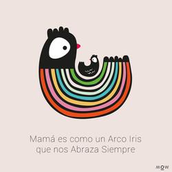 MAMA ARCO IRIS