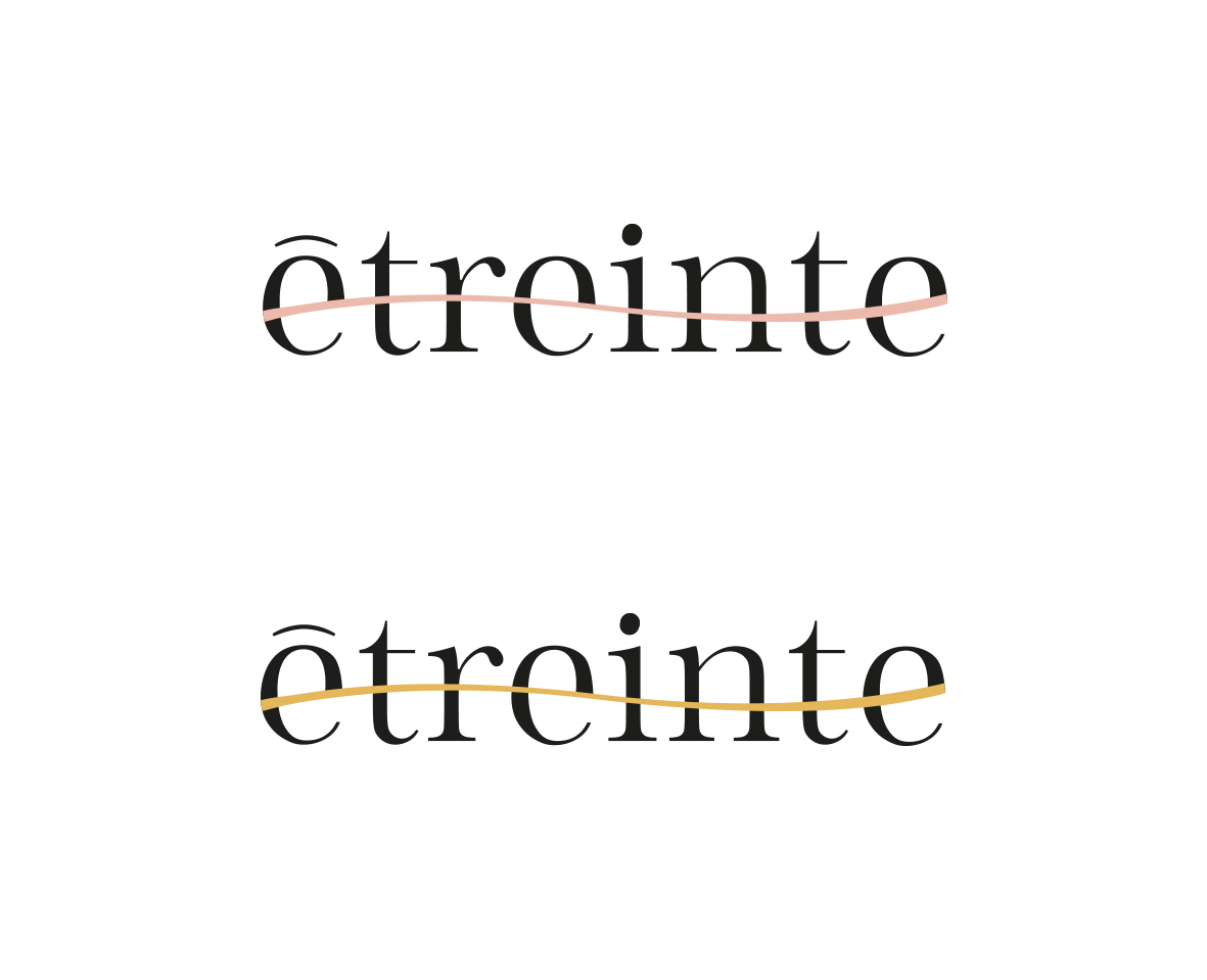 logo etreinte colores