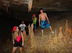 exploración de cavernas