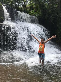 cascadas de yanayacu
