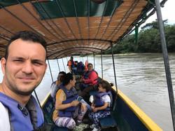 paseos en canoa en misahualli