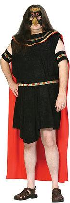 Aztec Warrior Adult Costume Plus Size