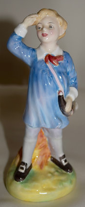 HN 2062 Little Boy Blue Royal Doulton Figurine