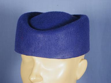 Stewardess Costume Hat