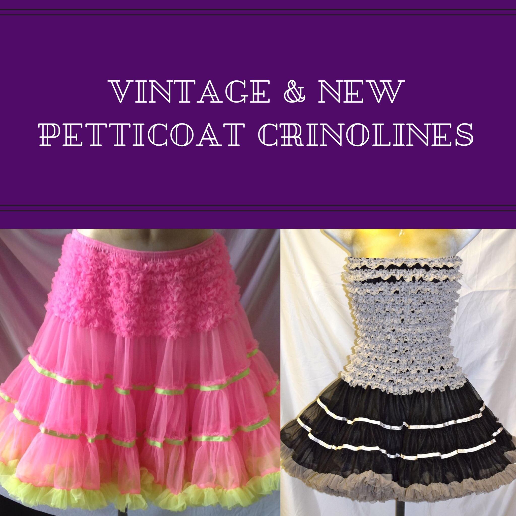 Petticoat Crinolines