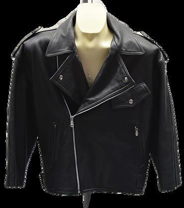 Vintage Classic Danier Leather Motorcycle Jacket