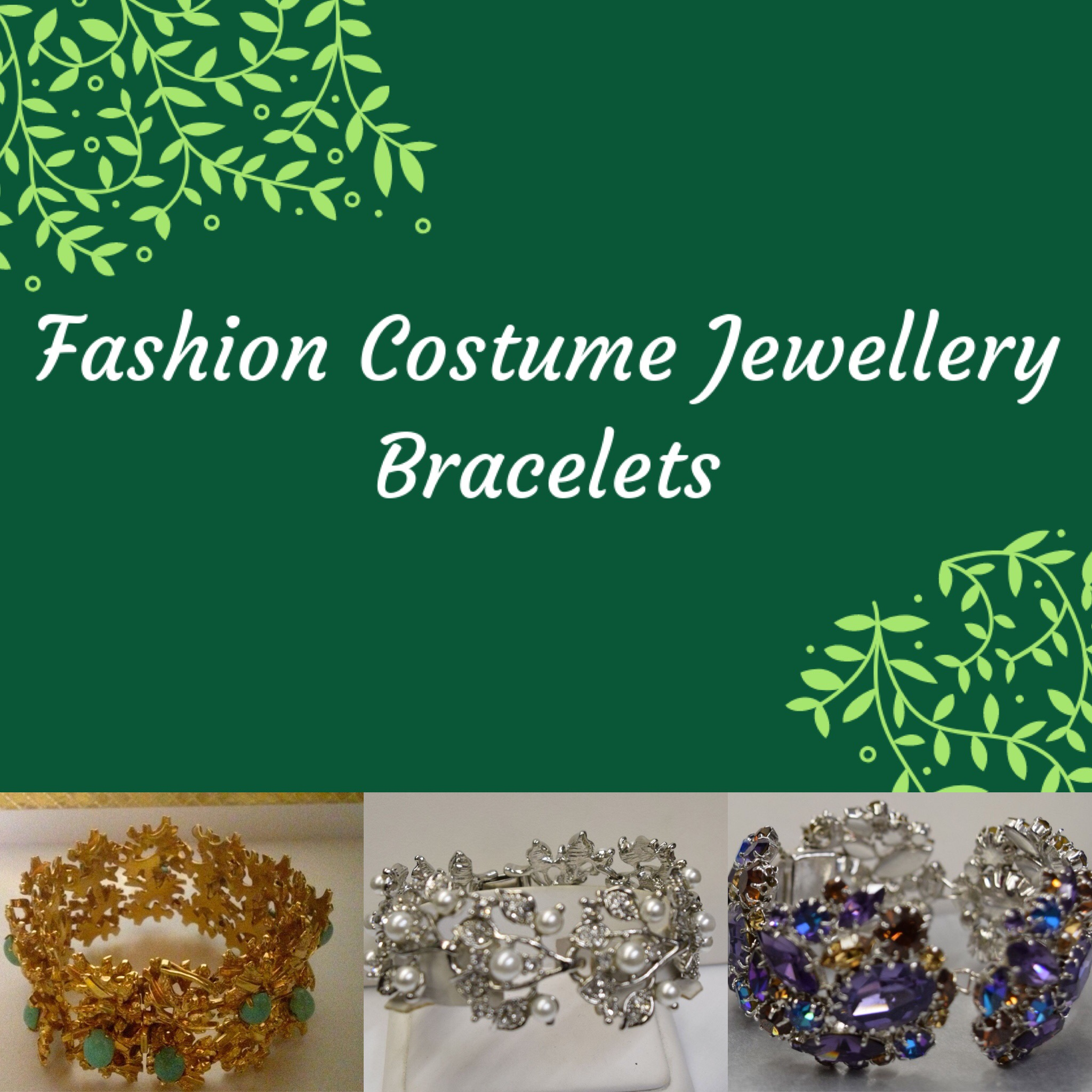 Fashion Costume Bracelets