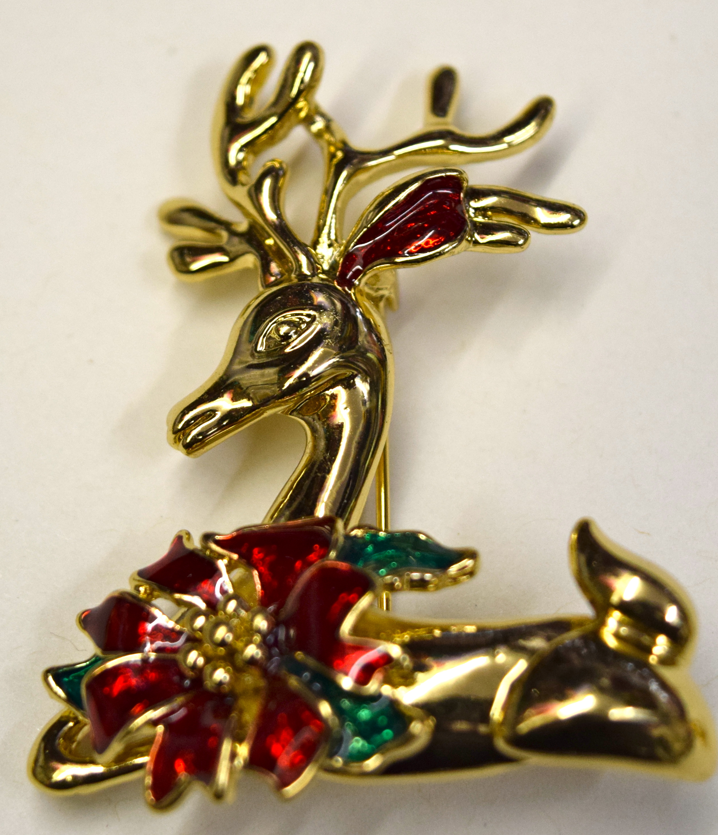 Christmas Brooch Pins