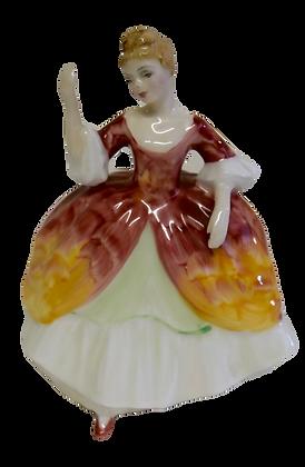 HN 3269 Christine Royal Doulton Figurine