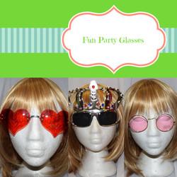 Fun Party Glasses